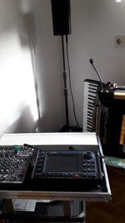 Musik Equipment Musikeranlage