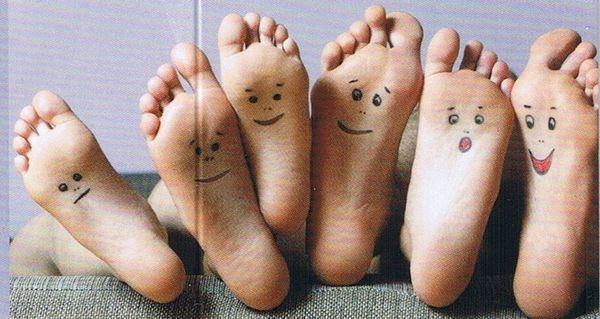 Fußpflege privat