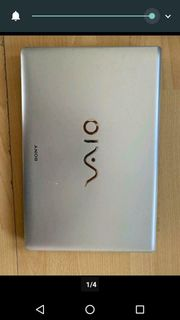 Notebook Sony Vaio PCG-91111M
