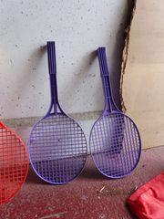 Beachball Tennis Schläger