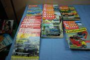 28 Stk Markt Zeitschriften von