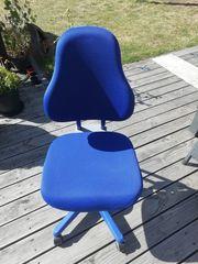 ROVO BUGGY - KINDERDREHSTUHL Farbe blau