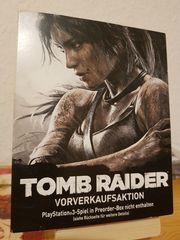 Steelbook Tomb Raider für PS3