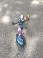 Laufrad 12 Zoll lila von