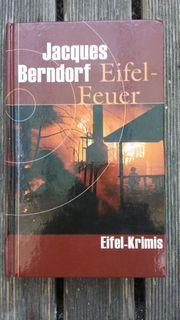 Jacques Berndorf Eifel-Feuer