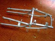 GSX-R 750 oder Srad Heckrahmen
