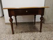 Schreibtisch Tisch mit Schublade Gründerzeit