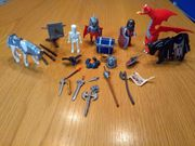 Playmobil verschieden Figuren aus dem