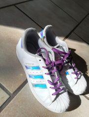 Adidas Superstars Gr 38