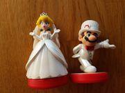 Nintendo Amiibo Mario Peach für