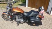 Harley-Davidson Sportster Superlow XL 1200