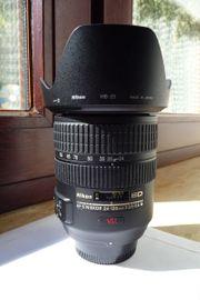 Nikon af-s 24-120 Objektiv