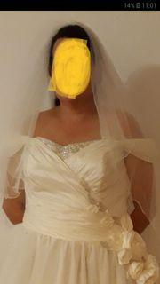 Hochzeitskleid 44-46