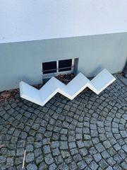 3 stk Ikea Regale