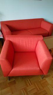 Sofa und Sessel Rolf Benz