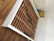 Malm Bett 160x200cm Lattenrost
