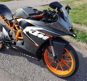 Top Angebot KTM RC 125