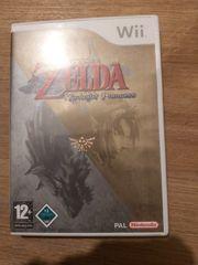 Zelda Twilight princess für die