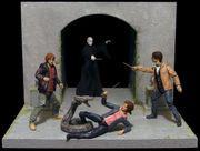 FANTASY-Diorama für Action-Figuren zu verschenken