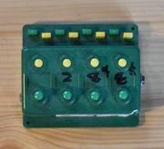 Trix Express - 4-fach Schalter für