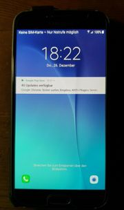TOP Samsung Galaxy S6 SM-G920F-32GB-schwarz
