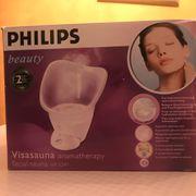 Gesichtssauna Marke Phillips neuwertig