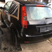 Ford Fiesta Diesel Unfall Auto