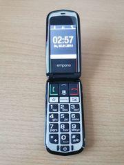 Klapphandy Emporia Glam mit SIM