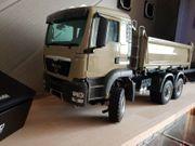 ScaleArt MAN-TGS 3-Achs Allrad Dreiseitenkipper