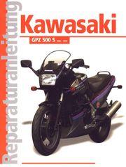 Reparaturanleitung R A Kawasaki GPZ