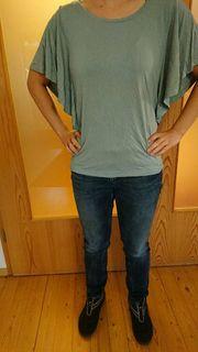 Damen T-Shirt Shirt Gr 36