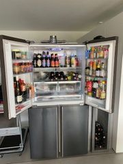 Kühlschrank Hisense Side-by-Side