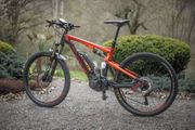 E-Mountainbike Fully Scott E-Spark 710