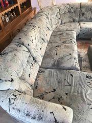 Sofa mit Bettkasten und Bettfunktion