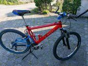 Verkaufe Damen Mountainbike Fully 26