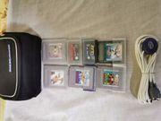 Nintendo Gameboy Spiele