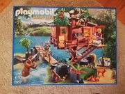 Playmobil wildlife Abenteuer Baumhaus