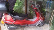 Motorroller Hexagon EXS 125 ccm