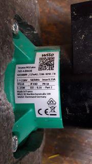 Heizungspumpe Wilo Stratos PICO plus