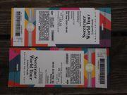 2 Karten für Ariana Grande