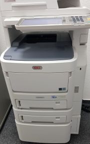 Oki Multifunktionsgerät ES7470 Laserdrucker Scanner