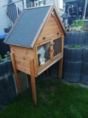 Stall für Kaninchen oder Meerschweinchen