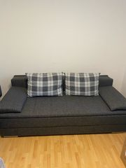 Boxspring Schlafcouch
