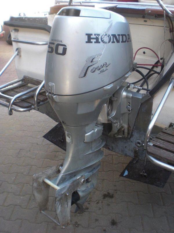 Honda BF 50 Viertakt mit