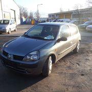 Renault Clio vorgeführt