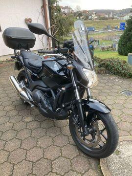 Bild 4 - Motorrad Honda NC 750 SD - Pforzheim Eutingen