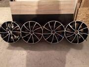 4x Alufelgen BMW 5x120 R17