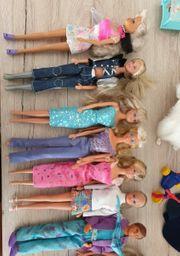 Barbie-Sammlung zu verkaufen