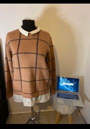 Beige Rose primark Pullover hemd