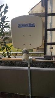 TechniSat - Sat Antenne mit LNB